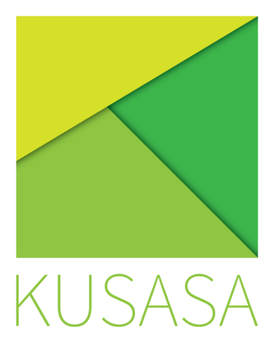 Kusasa Stacked Logo