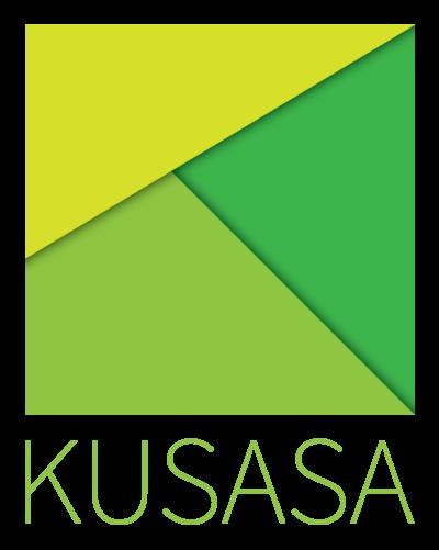 Kusasa Stacked Logo