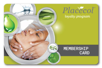 Placecol Loyalty Program Card
