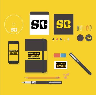 Student Brands Corporate Identity